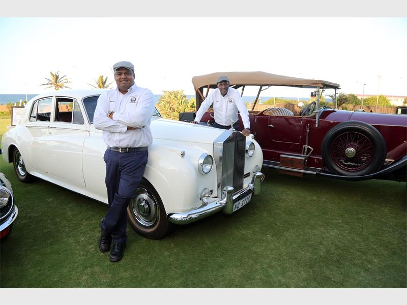 Concours d' Elegance debuts in Durban